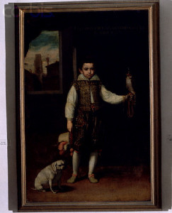 Federico Ubaldo Della Rovere 17th-Century Italian Painting